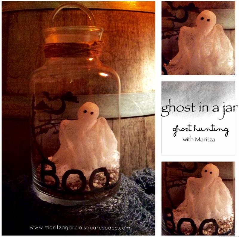 ghost in a jar | maritza garcia
