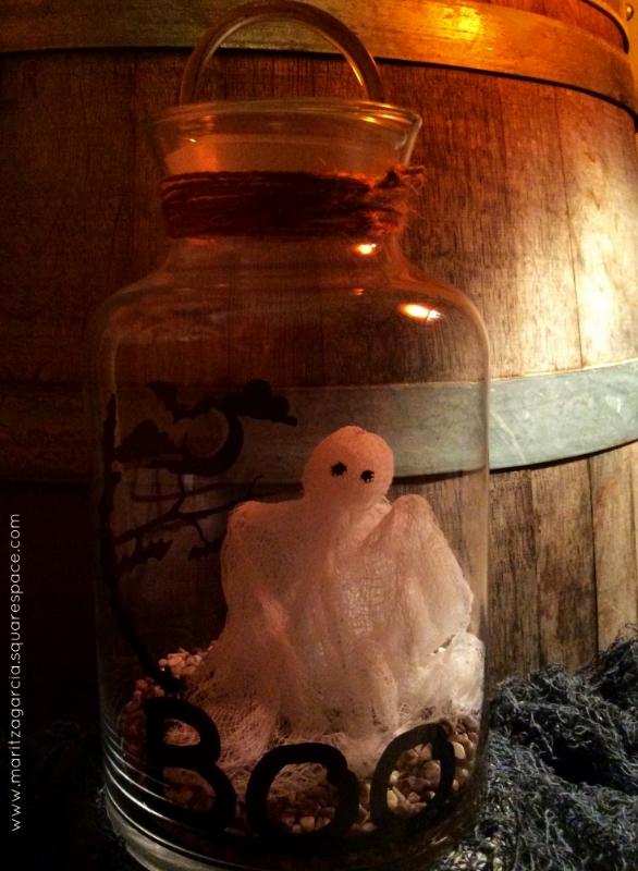 Ghost in a Jar| maritza garcia