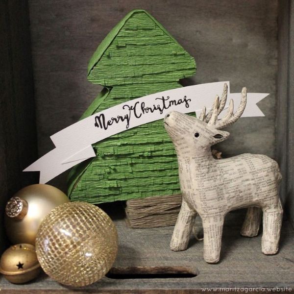 Merry Little Christmas | via Maritza Garcia