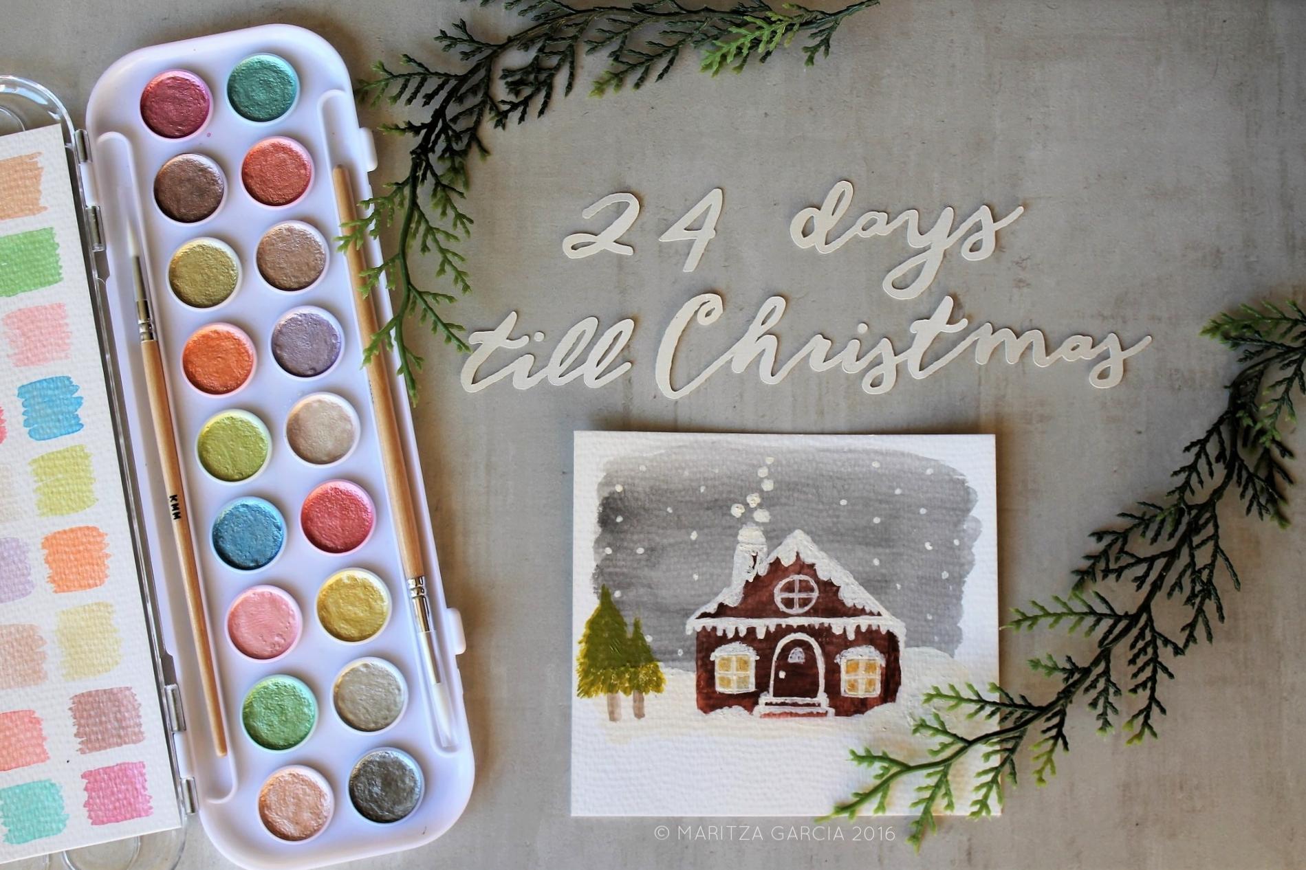 Christmas Count Down   www.maritzagarcia.website