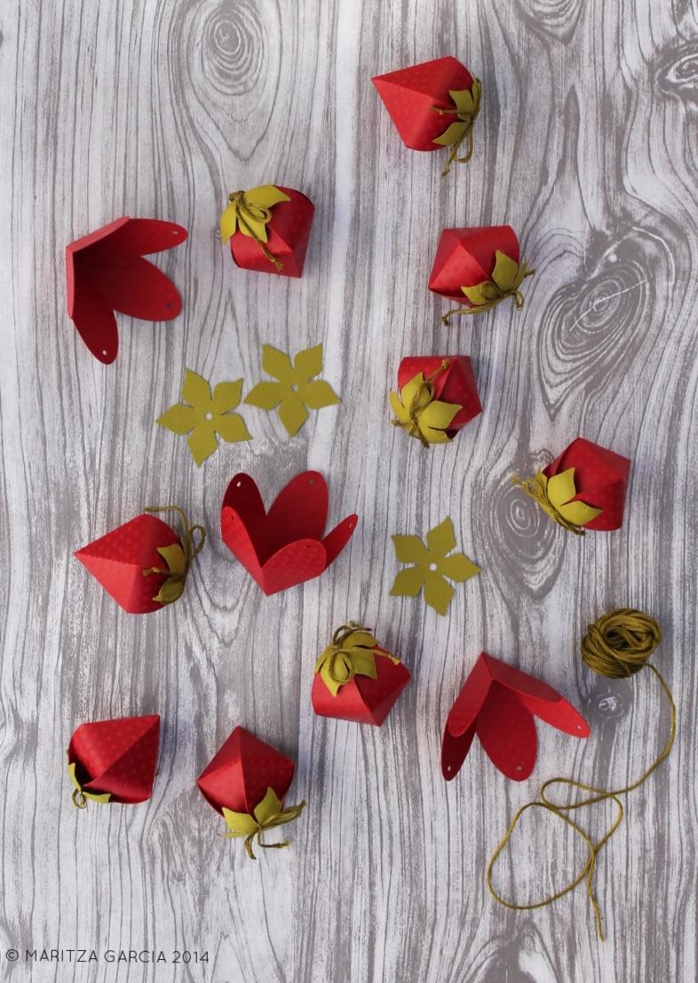 Strawberry Favor Boxes | www.maritzagarcia.website