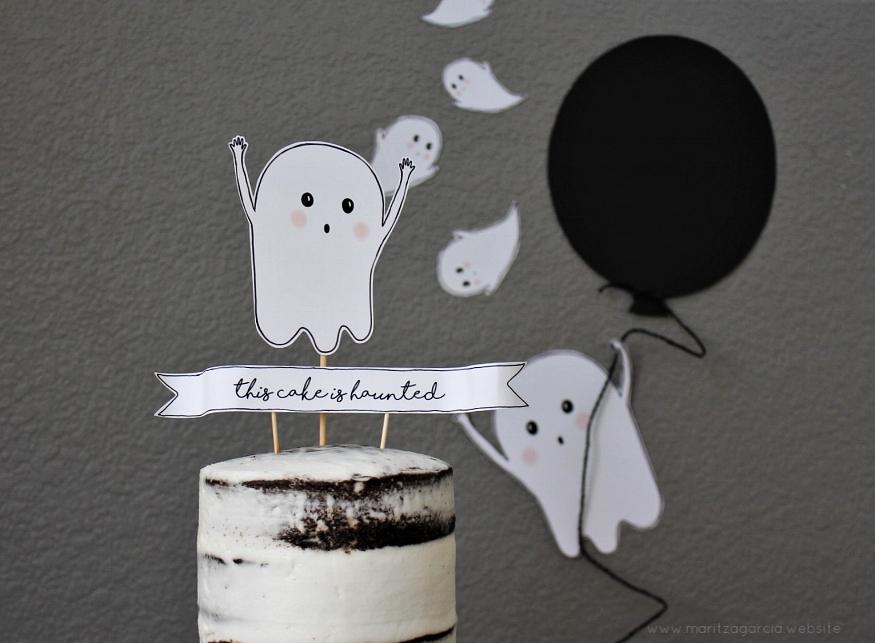 Simple DIY Cake Toppers | www.maritzagarcia.website