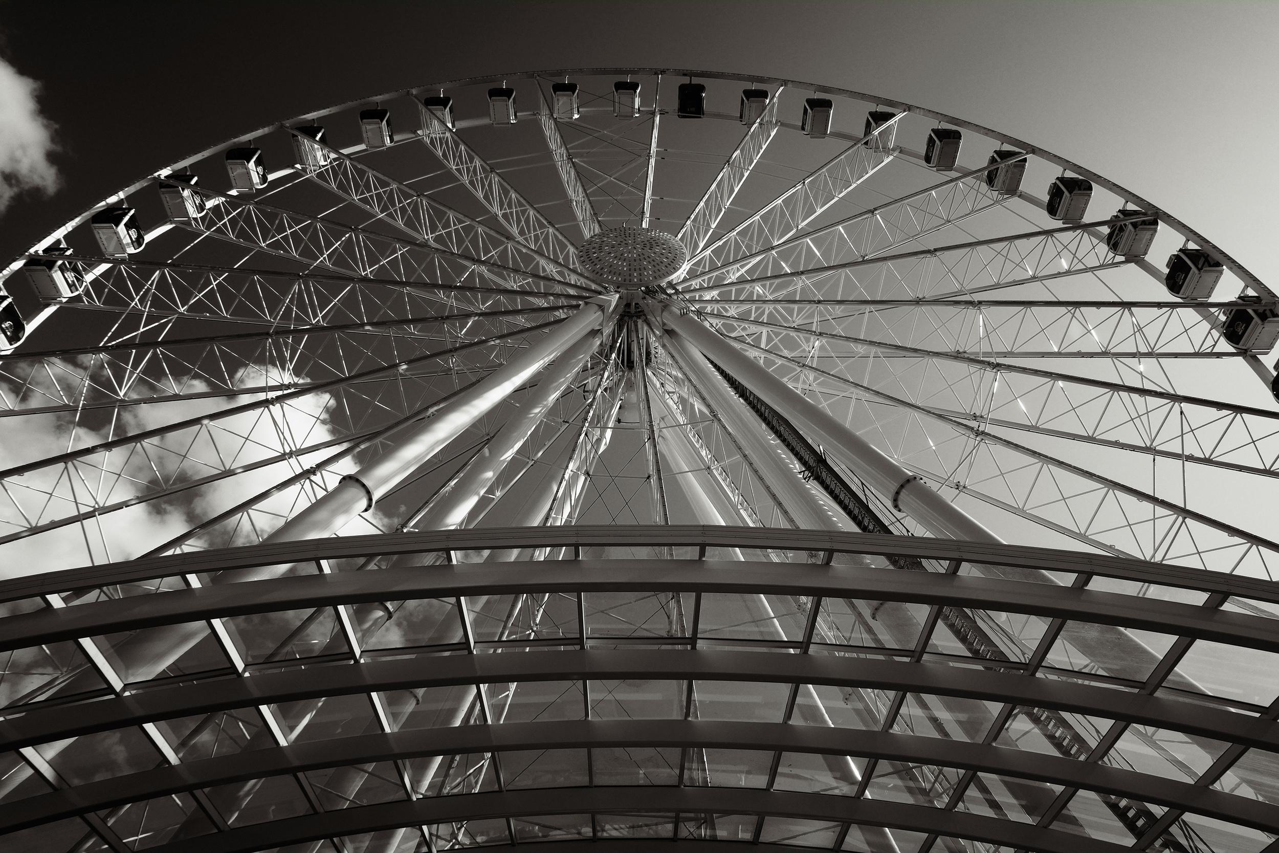 Great Wheel, Seattle