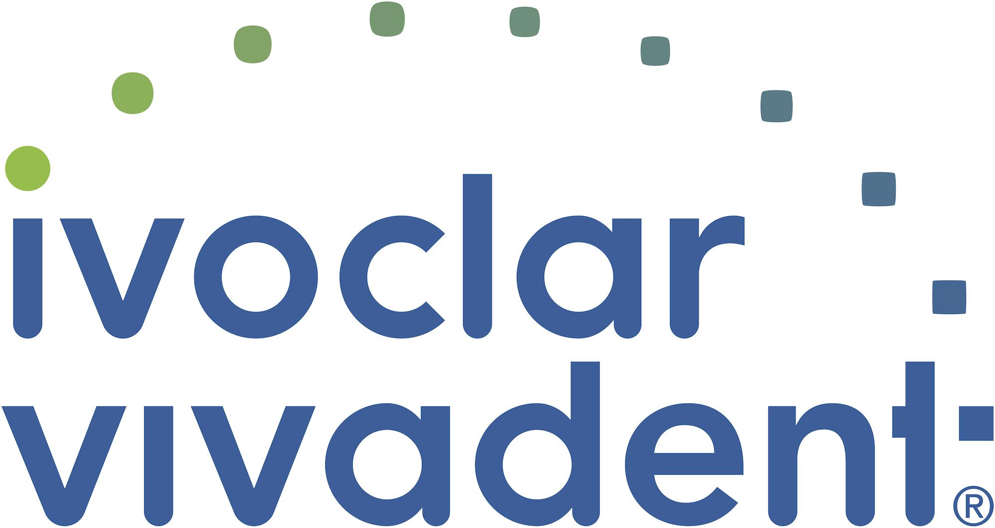 Ivoclar Vivadent logo.