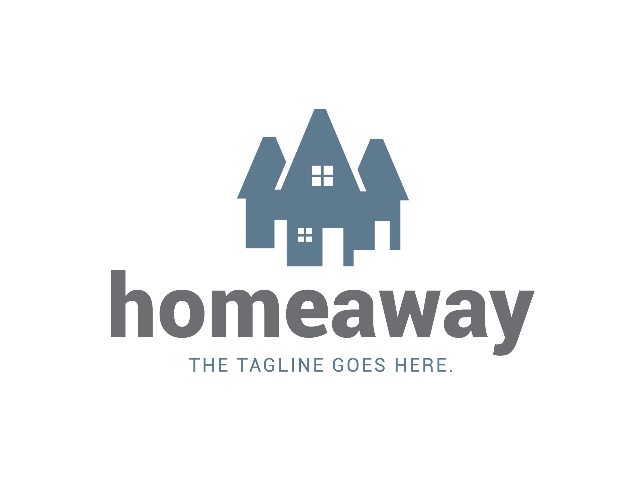 Homeaway  Logo Design