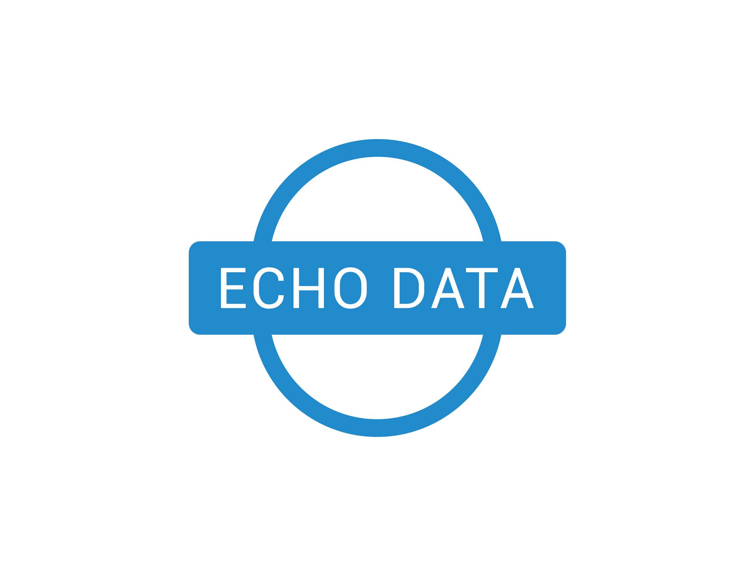 Echo Data  Logo Design