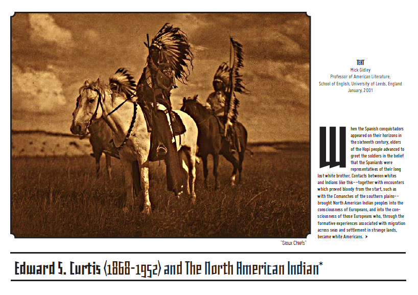 Edward S. Curtis and The North American Indian - Layout 1