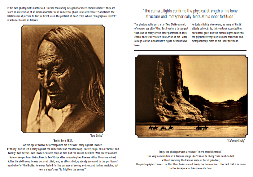 Edward S. Curtis and The North American Indian