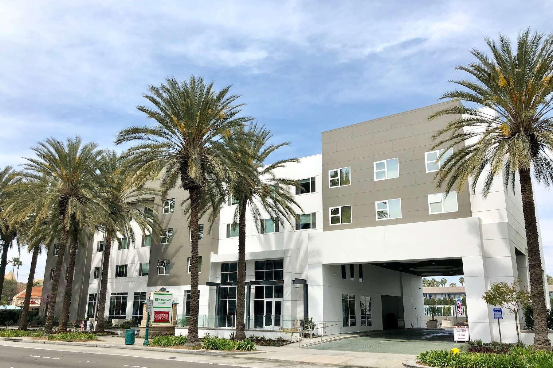 Wyndham Garden Anaheim 515 West Katella Ave. Anaheim, CA 92802