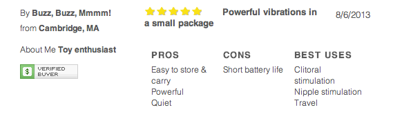 User reviews are a great way to learn about a toy's best features as well as any shortcomings.