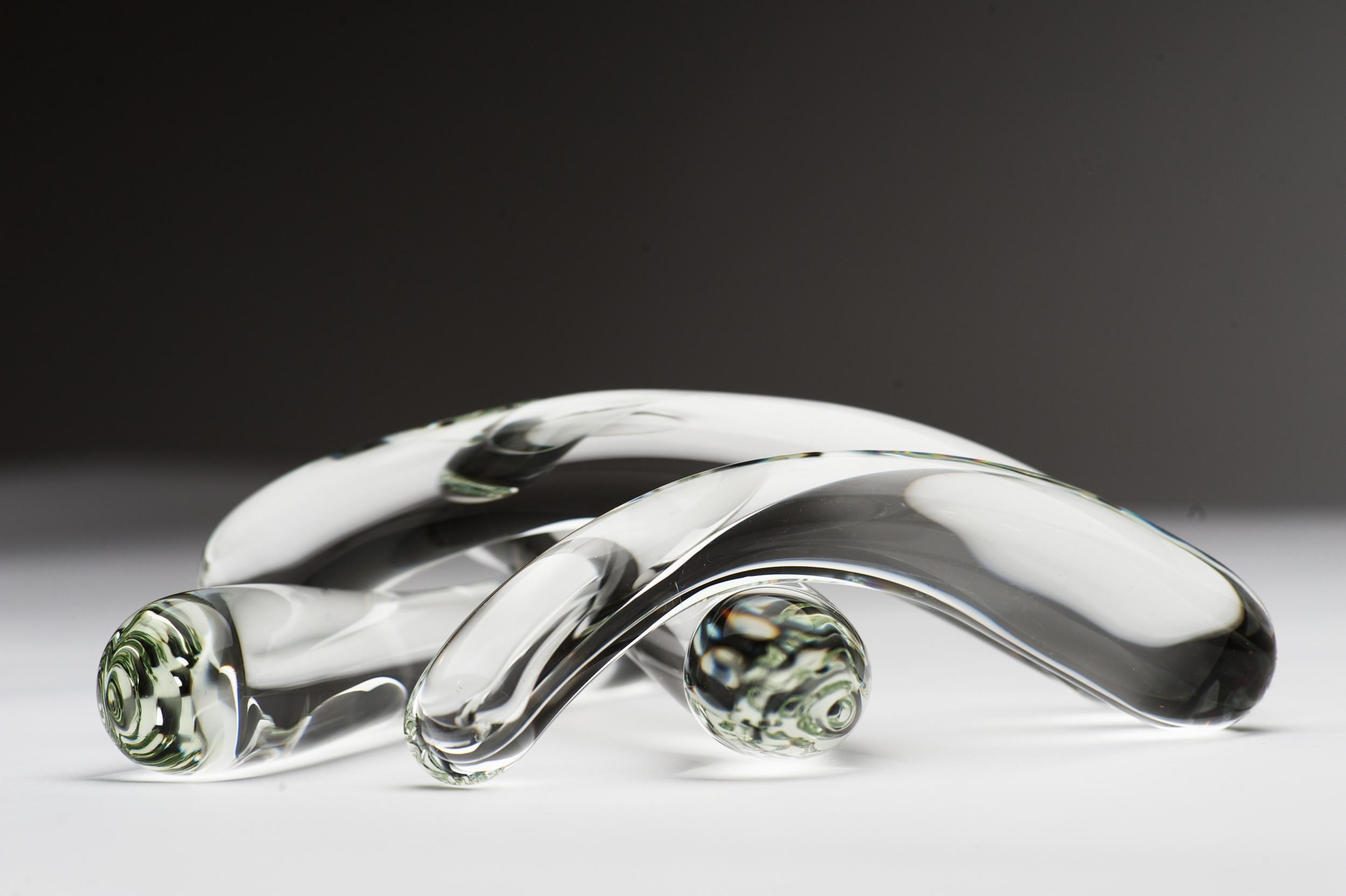 New Crave Glass: sculpture meets pleasure