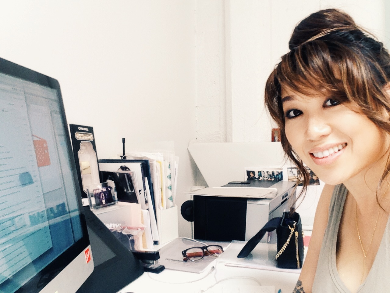 Ti Chang, Designer and Co-founder