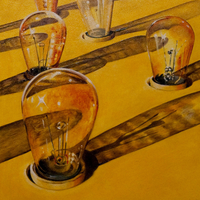 Golden Bulbs