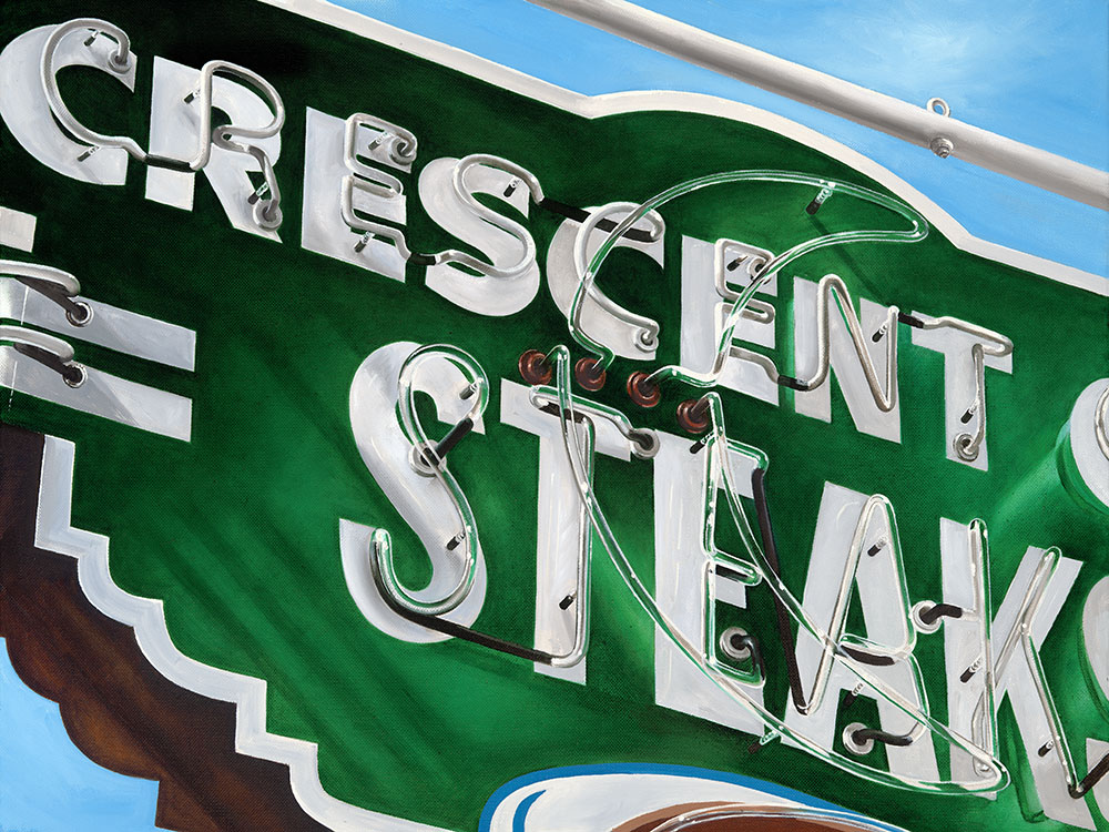 CRESCENT STEAKS