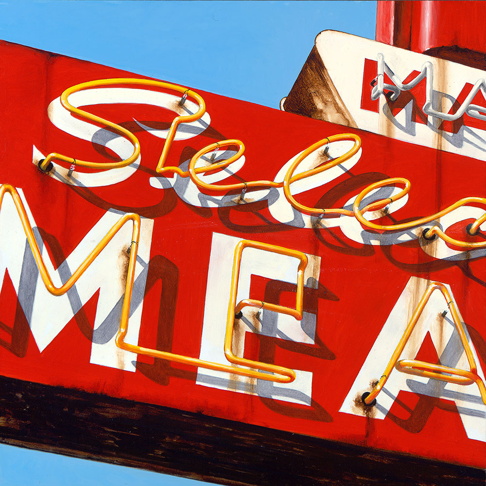 SELECTED MEATS