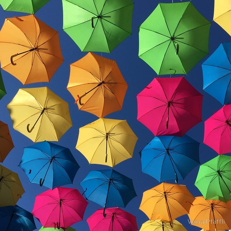 Florida umbrellas