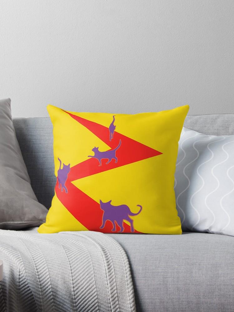 catwalk pillows