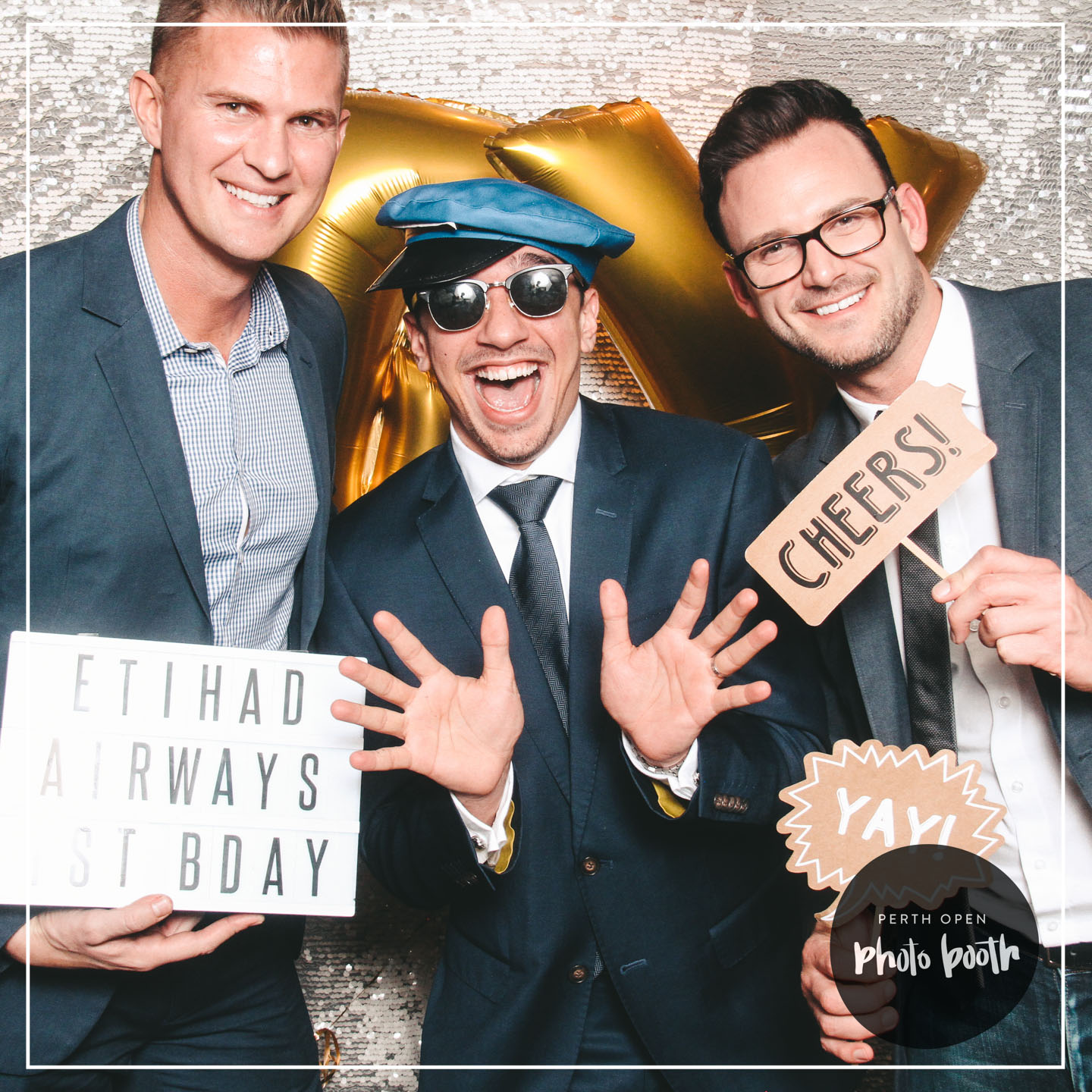 Celebrating 1 year of Etihad Airways flying from Perth Password: Provided on the night   - all lowercase -
