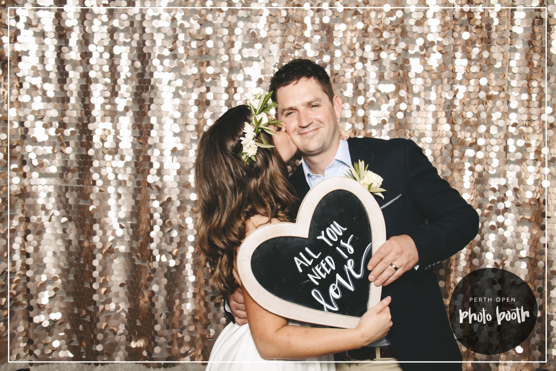 Brad + jess' wedding - Password provided on the night- All lowercase -