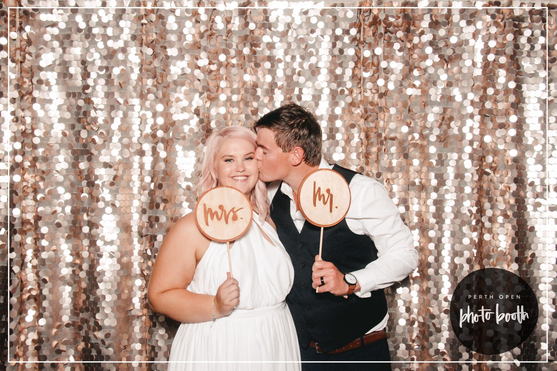 Aimee + Matt's Surprise Wedding - Password provided on the night- All lowercase -