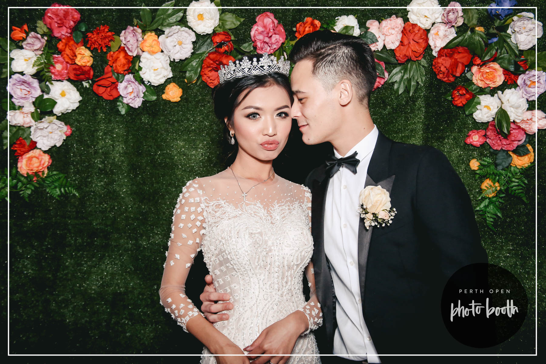 Sasha + Triston's Wedding - Password provided on the night- All lowercase -