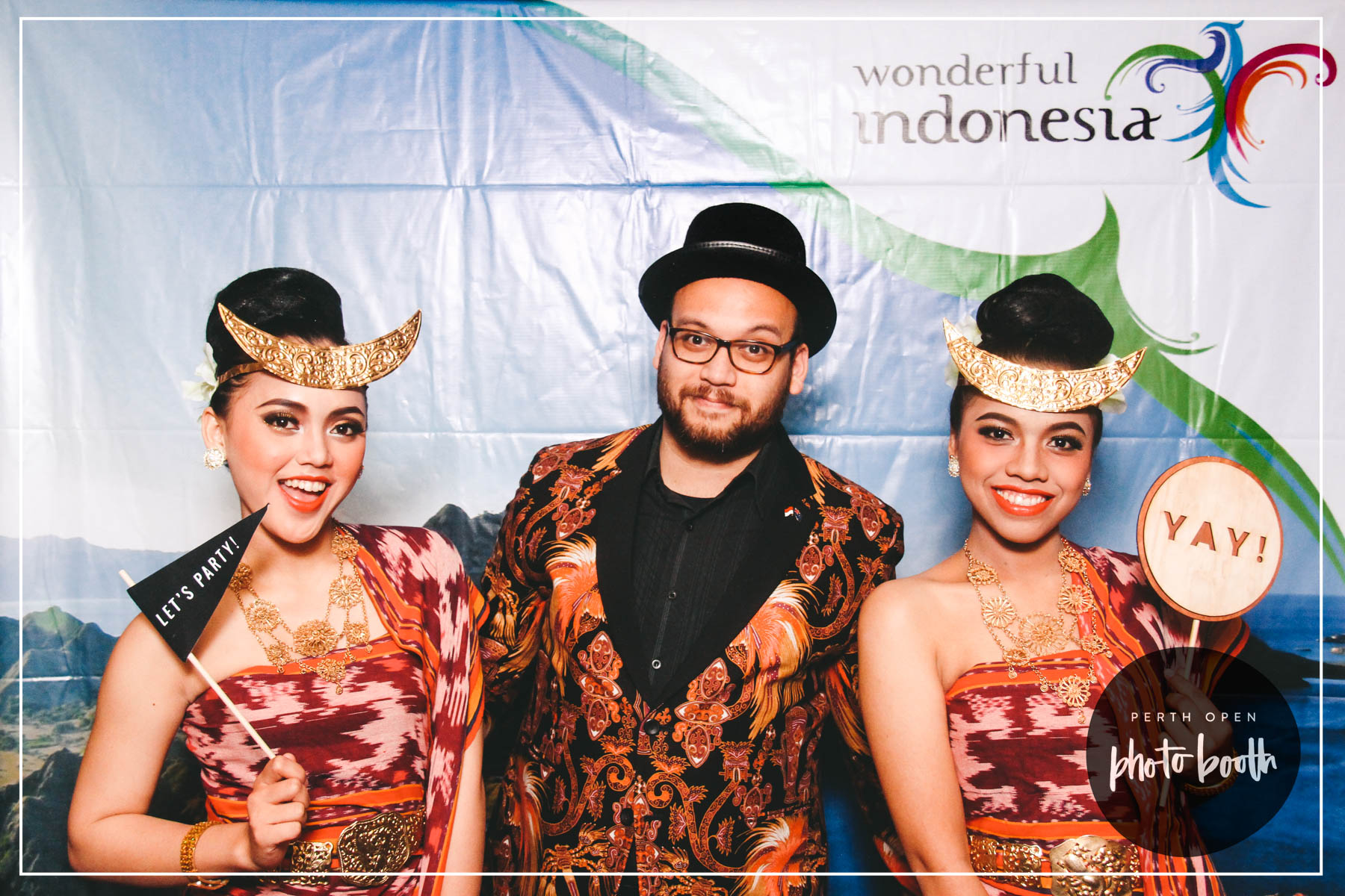 Wonderful Indonesia - PASSWORD: PROVIDED ON THE Night- ALL LOWERCASE -