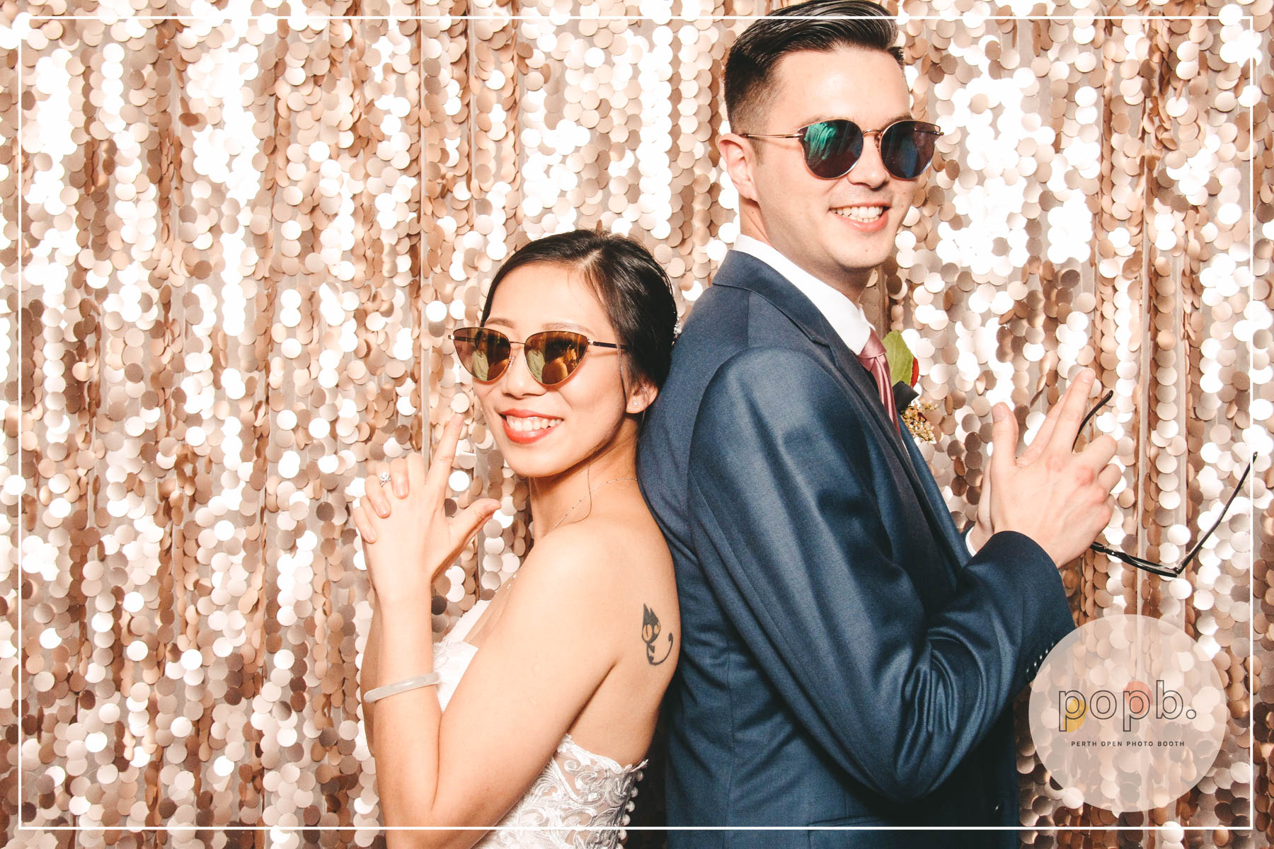bing + anthony's wedding - password: provided on the night- all lowercase -