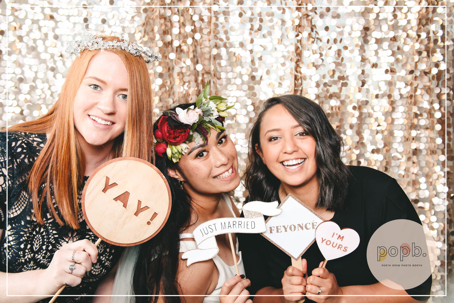 Destiny + Julie's Wedding - PASSWORD: PROVIDED ON THE NIGHT- ALL LOWERCASE -