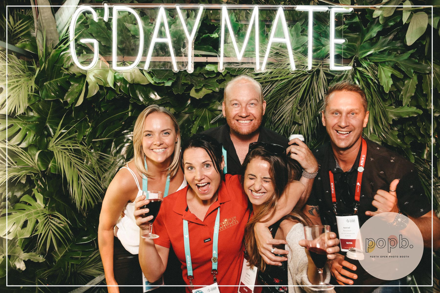 Australian Tourism Exchange Perth 2019 - PASSWORD: PROVIDED ON THE NIGHT- ALL LOWERCASE -
