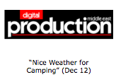 """Nice Weather for Camping"" (Dec 12)"