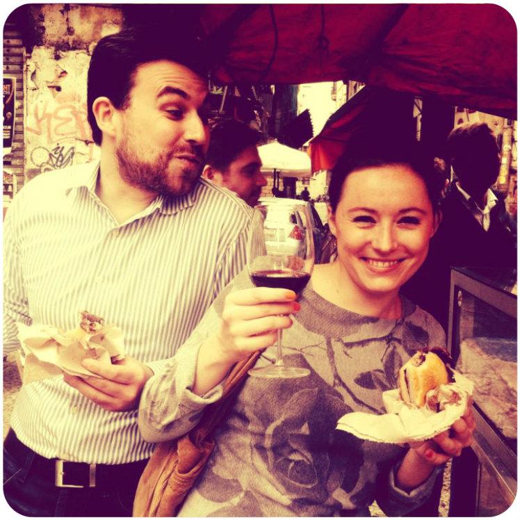 Street Food in Italiano clicca    qui .