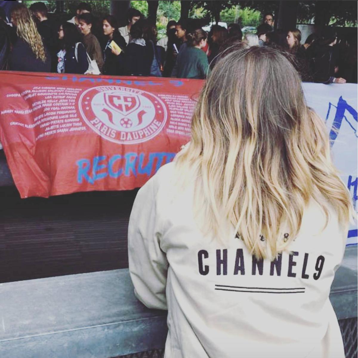 Channel 9 - Université Paris Dauphine