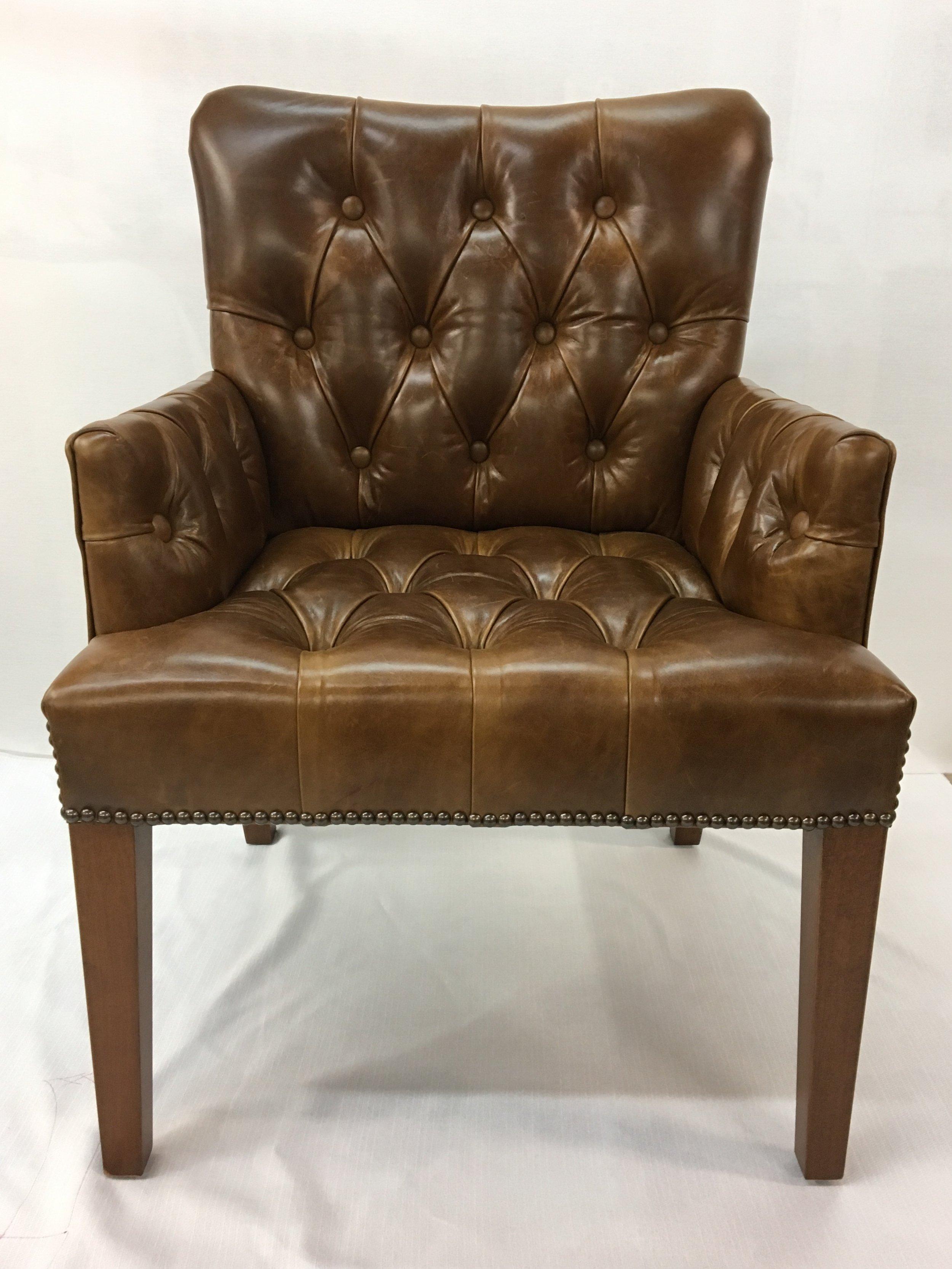 Rosewood Rum Bar, Baha Mar - Tufted Chair.jpg