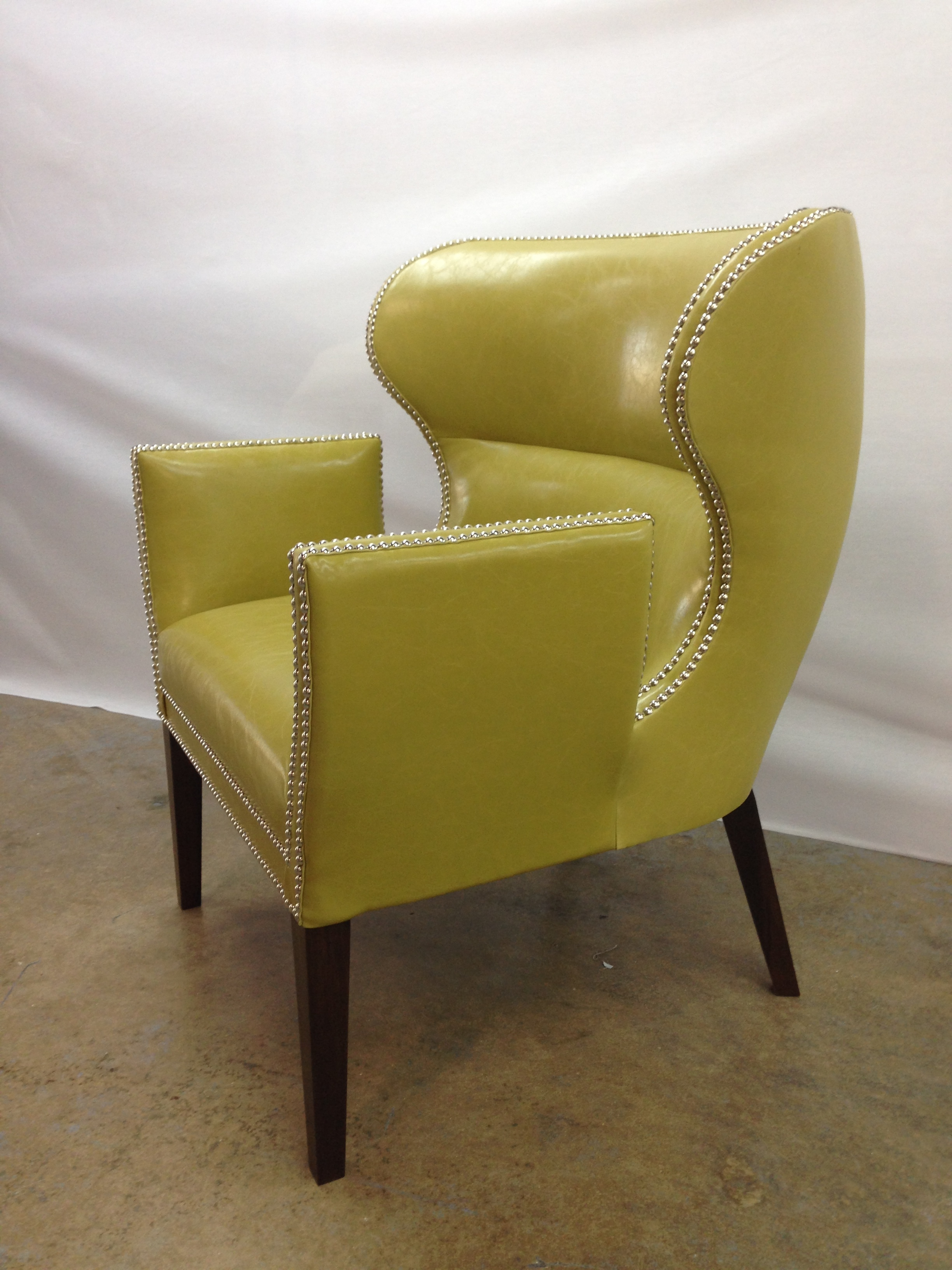 Tufted Chair - side view.JPG
