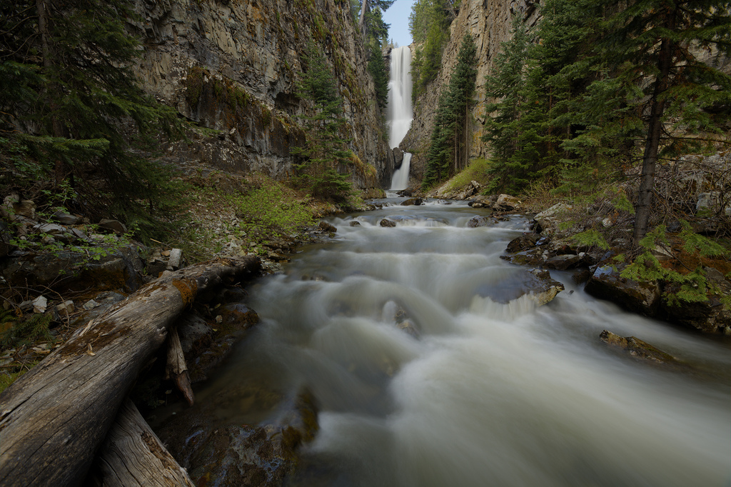 Secret Falls - Telluride CO