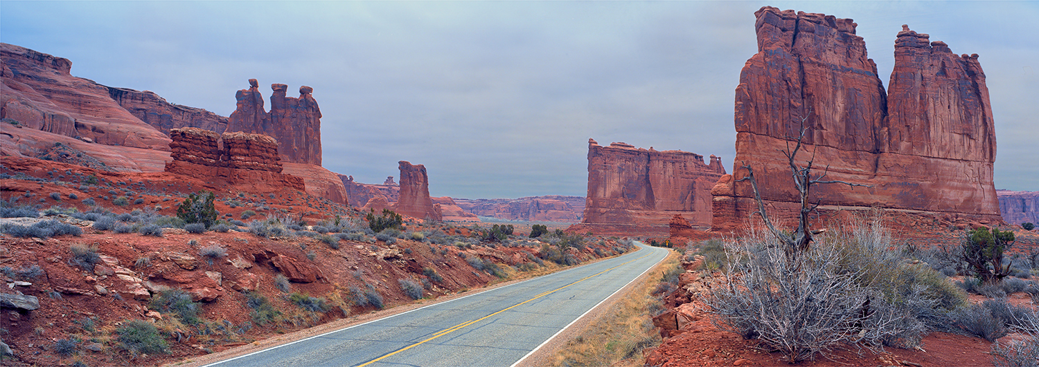 Arches Entrance - Moab Utah