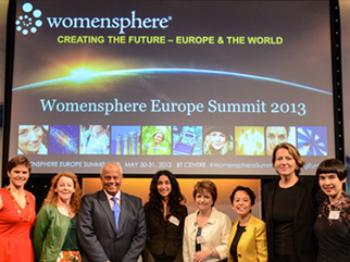 Photos: 2013 Womensphere Europe Summit