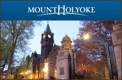 On Mount Holyoke News