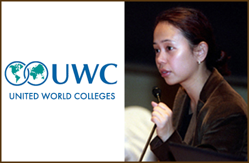 United World College (UWC) Alumni Profiles Site