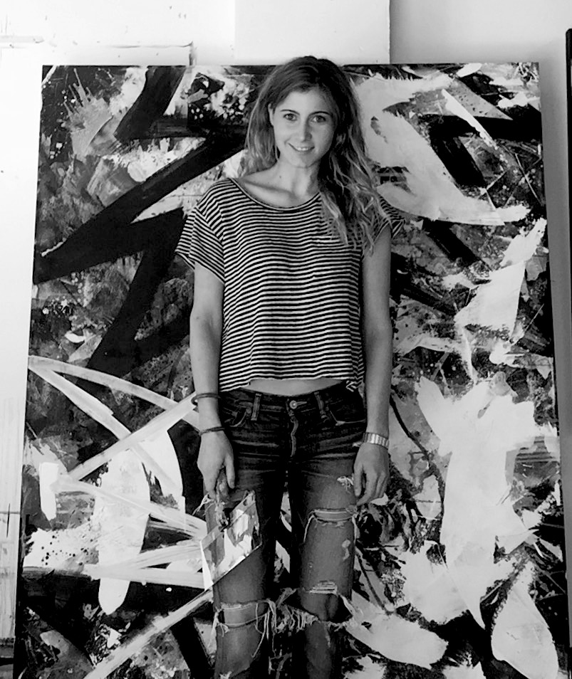 b.1992 - Education:University of San Diego: BFASchool of the Art Institute of ChicagoNYU: Tisch SchoolSan Francisco Art InstituteAnderson Ranch Art Center