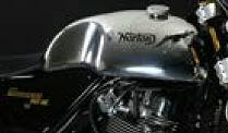 Norton Motorcycles Aluminum Fuel Tank