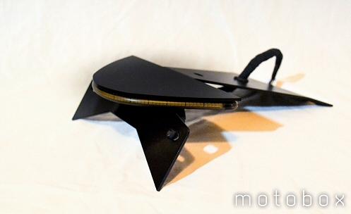 Motobox Norton Commando Fender Eliminator