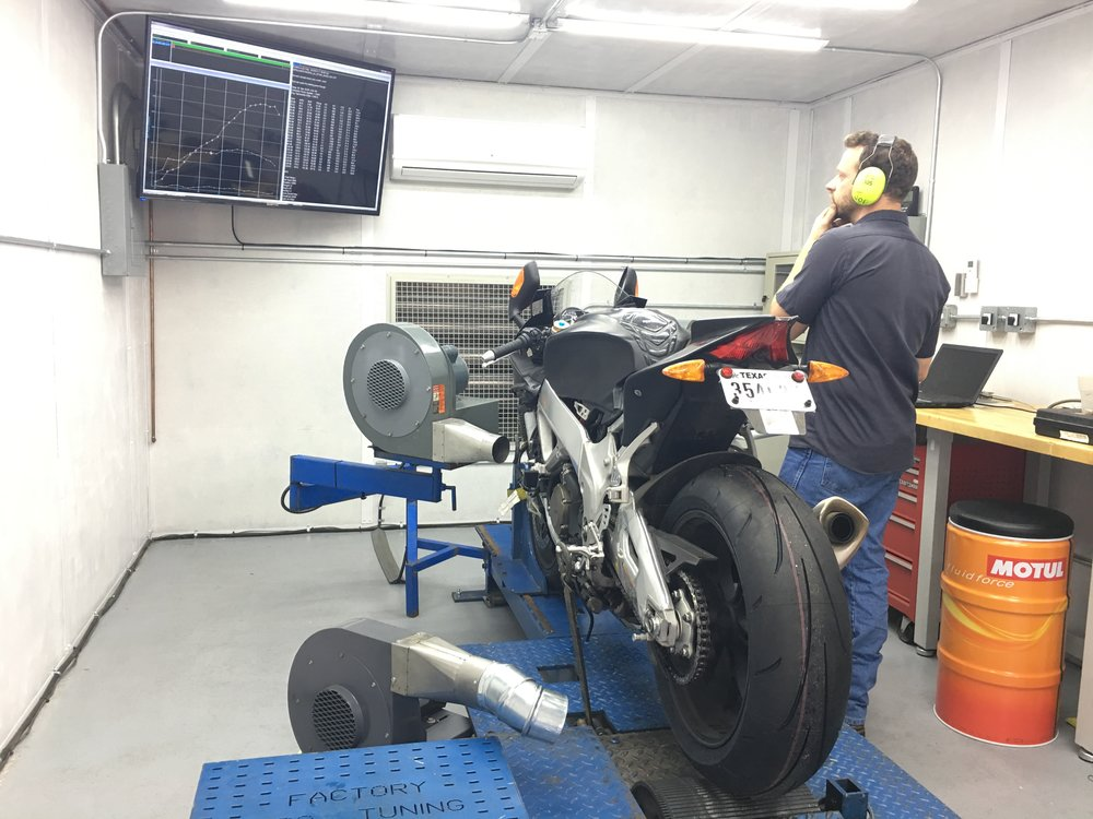 Dyno Tuning — AF1 RACING