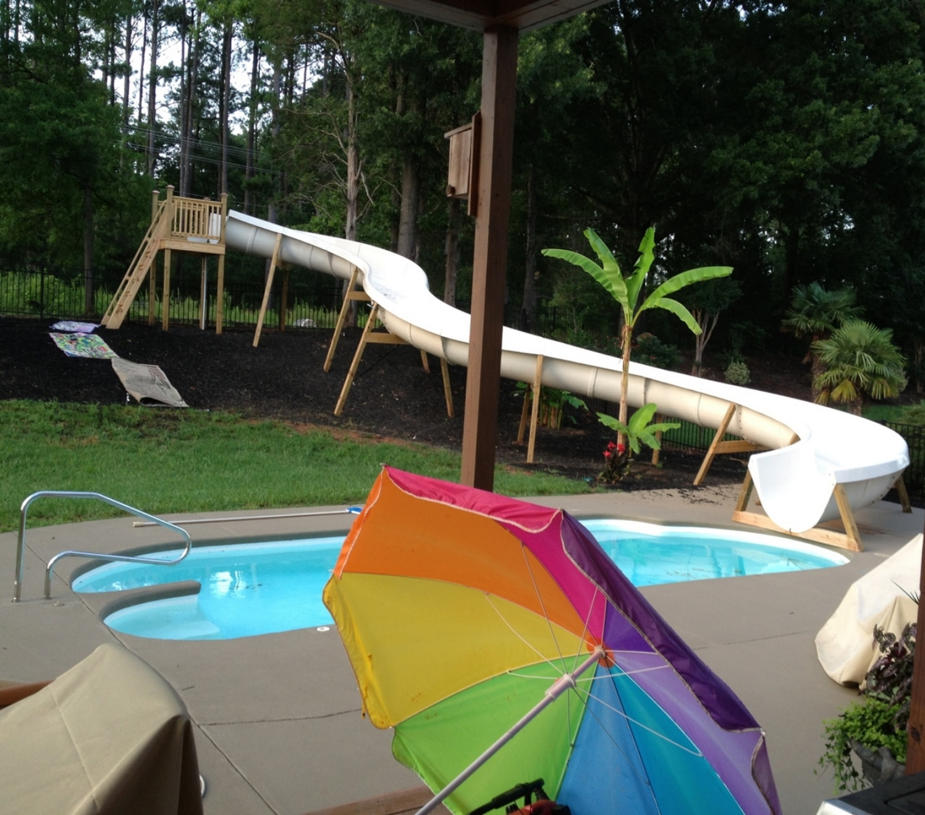 Recycled Commerical Water Slides for Sale | Fix My Slide