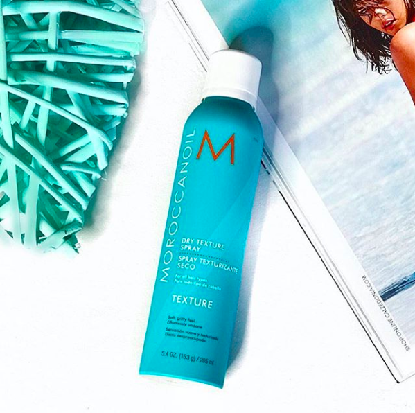 Photo c/o  @moroccanoil