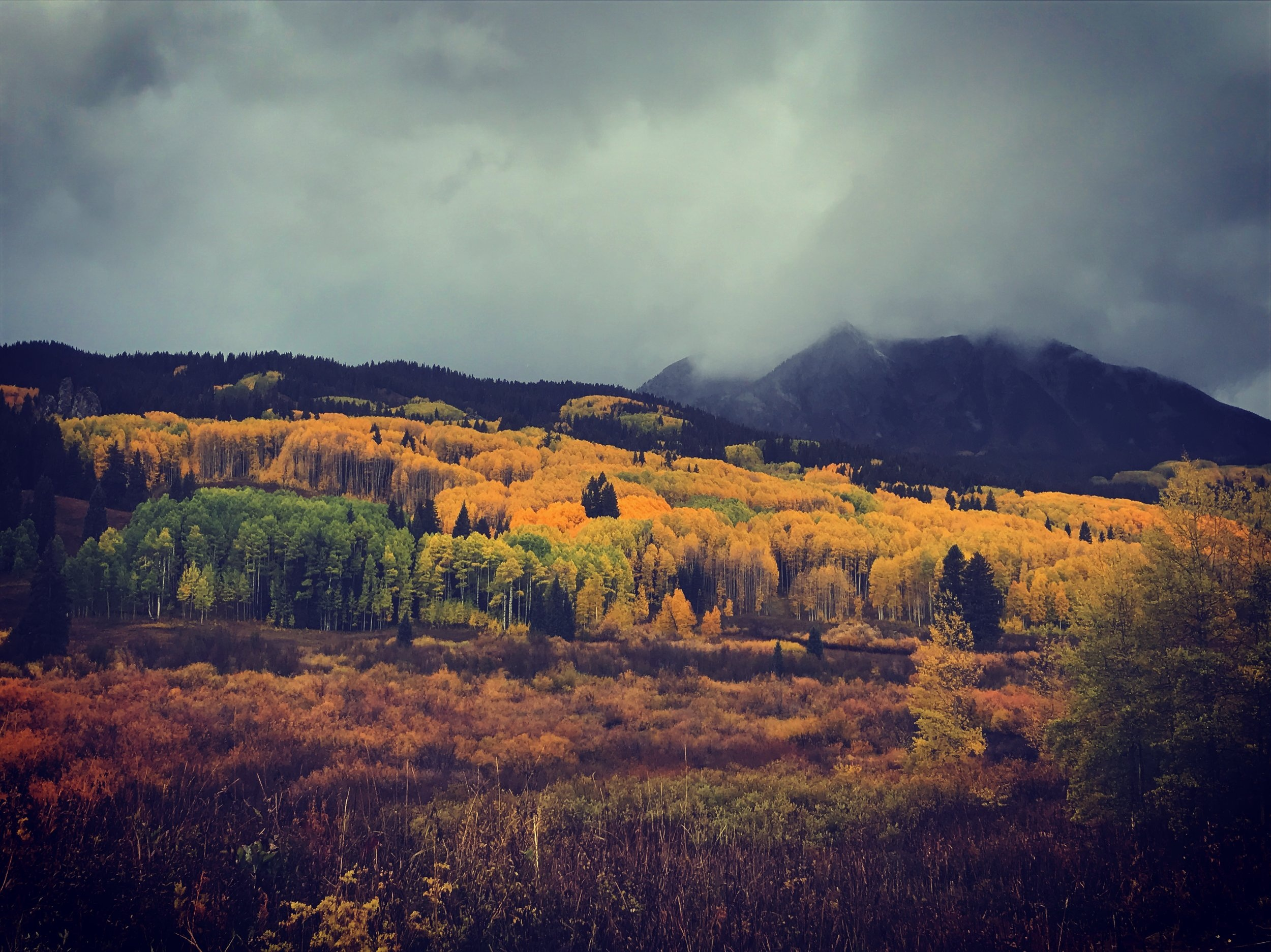 Crested Butte, Fall 2018