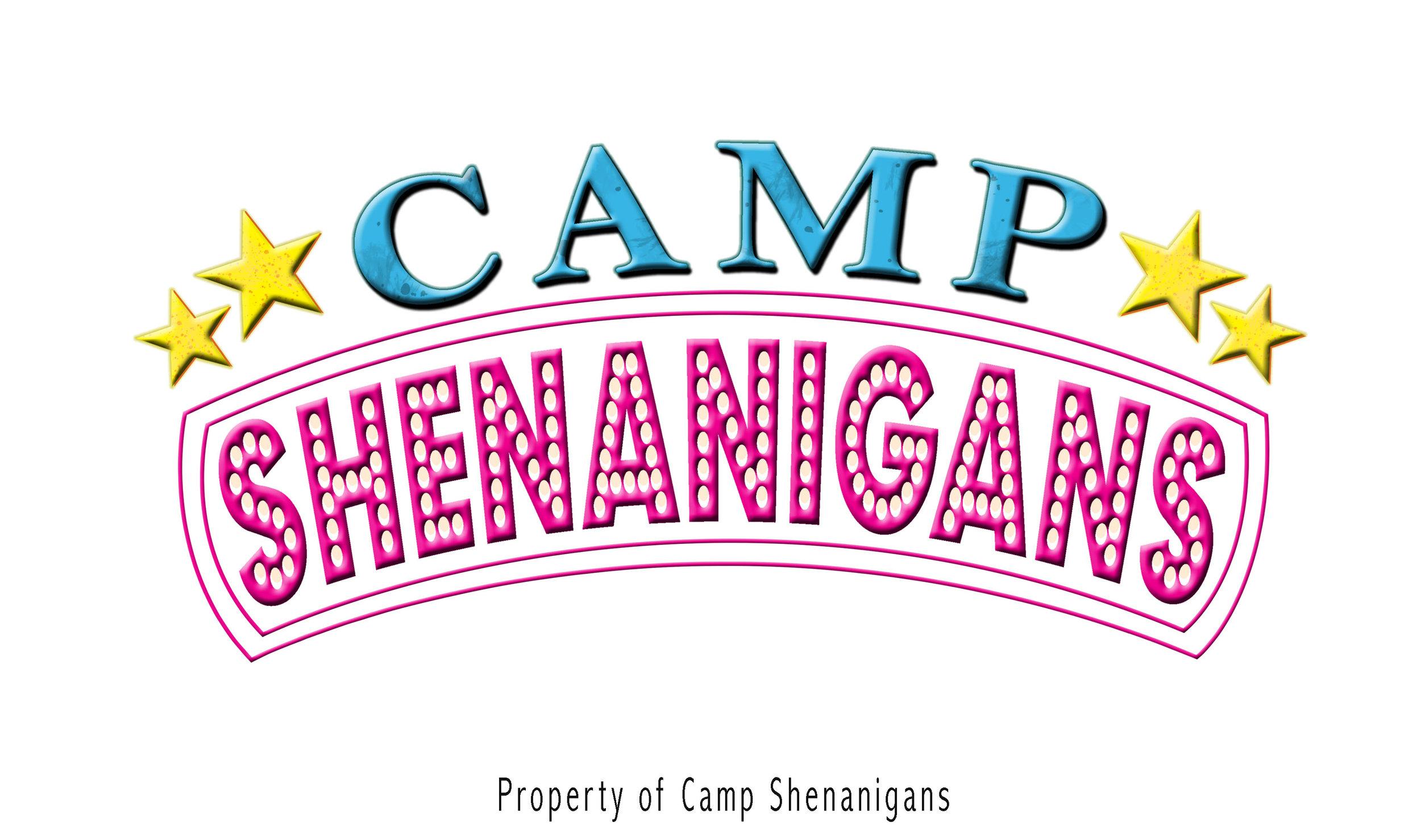 Camp Shenanigans - 2015/2016