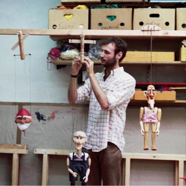 Puppet Design during Watson Fellowship | 2011