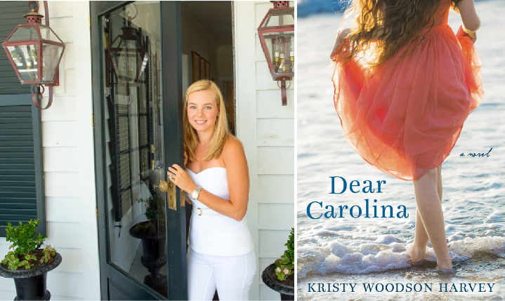 kristy woodson harvey author dear-carolina at home
