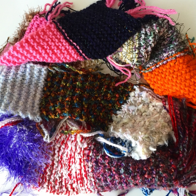 funky colorful scarf winter fashion by doreen creede style maniac